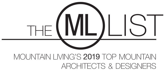 Logo for The ML List-Mountain Living's 2019 Top Mountain Landscape Designers'