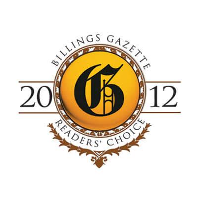 Kibler and Kirch - Billings Gazette Reader's Choice - 2012