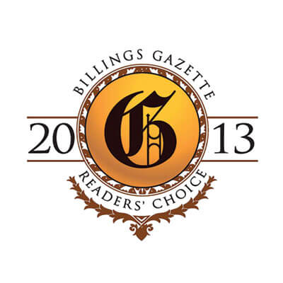 Kibler and Kirch - Billings Gazette Reader's Choice - 2013