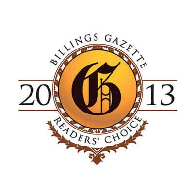 Kibler and Kirch - Billings Gazette Reader's Choice - 2013