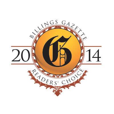 Kibler and Kirch - Billings Gazette Reader's Choice - 2014