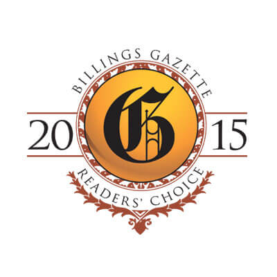 Kibler and Kirch - Billings Gazette Reader's Choice - 2015