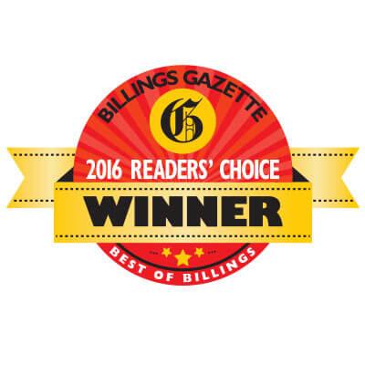 Kibler and Kirch - Billings Gazette Reader's Choice - 2016