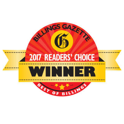 Kibler and Kirch - Billings Gazette Reader's Choice - 2017