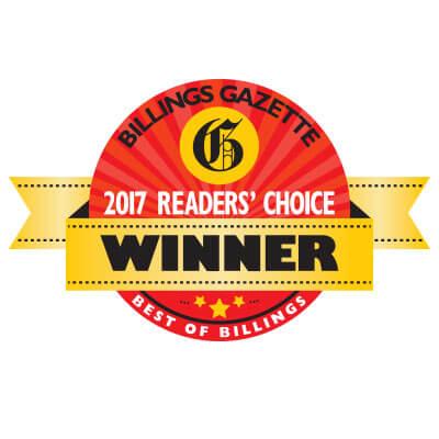 Kibler and Kirch - Billings Gazette Reader's Choice - 2017